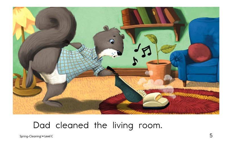 Book Preview For Spring-Cleaning! Page 5