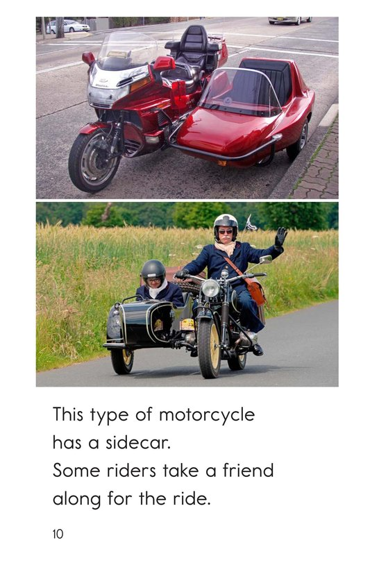 Book Preview For Motorcycles Page 10