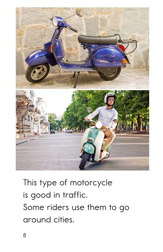 Book Preview For Motorcycles Page 8