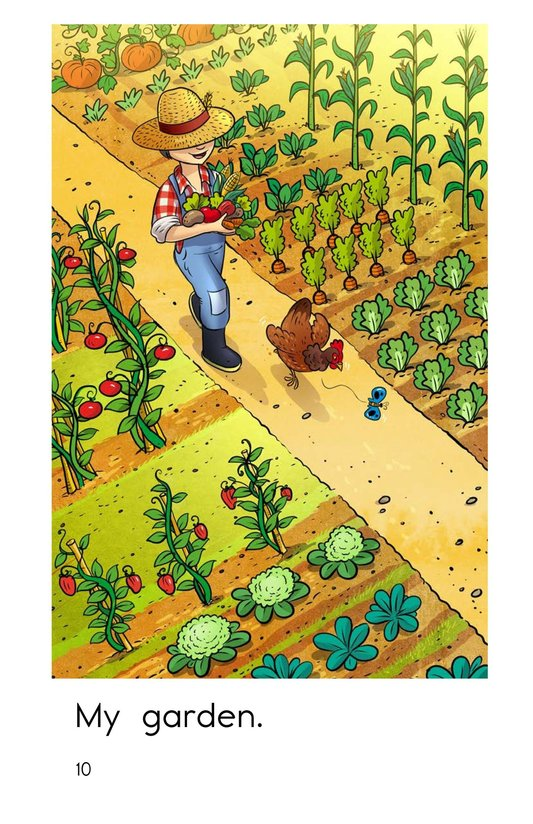 Book Preview For My Garden Page 10