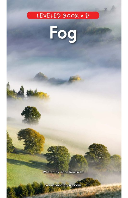 Book Preview For Fog Page 0