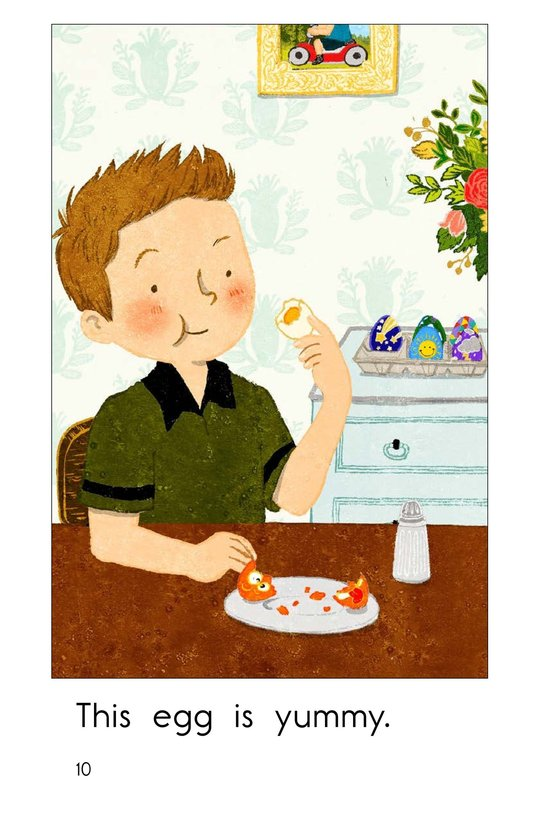 Book Preview For My Easter Eggs Page 10