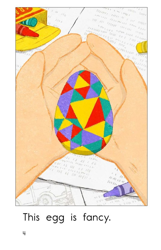 Book Preview For My Easter Eggs Page 4