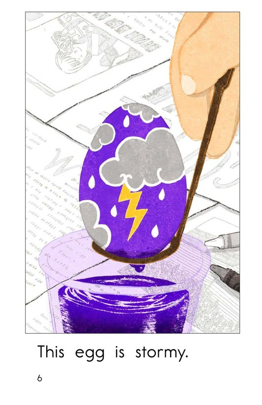Book Preview For My Easter Eggs Page 6