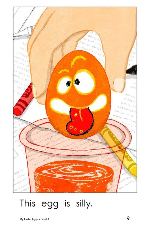 Book Preview For My Easter Eggs Page 9