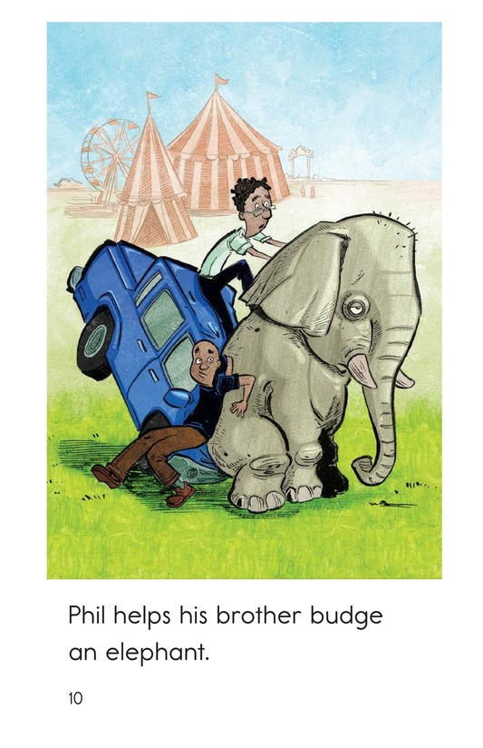 Book Preview For Fantastic Phil Page 10