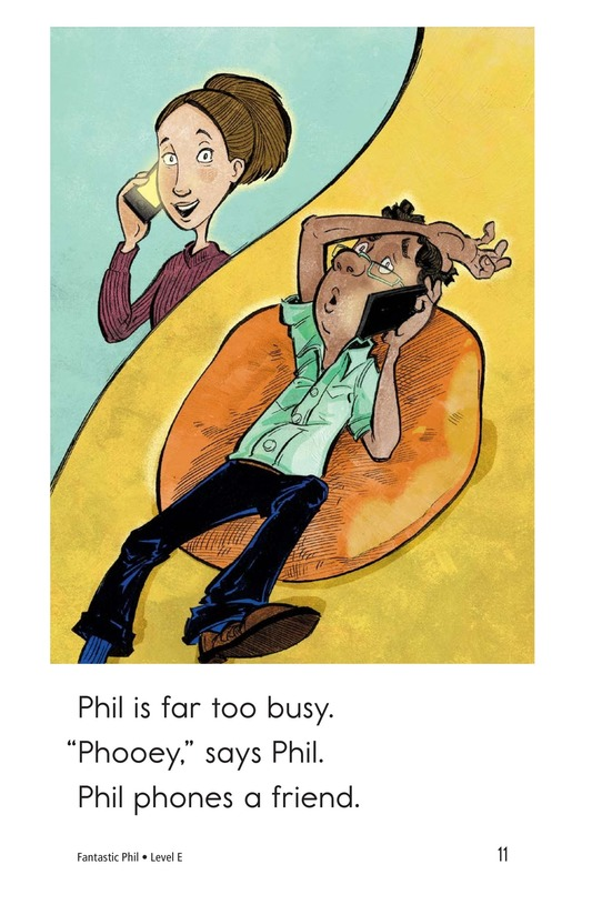 Book Preview For Fantastic Phil Page 11