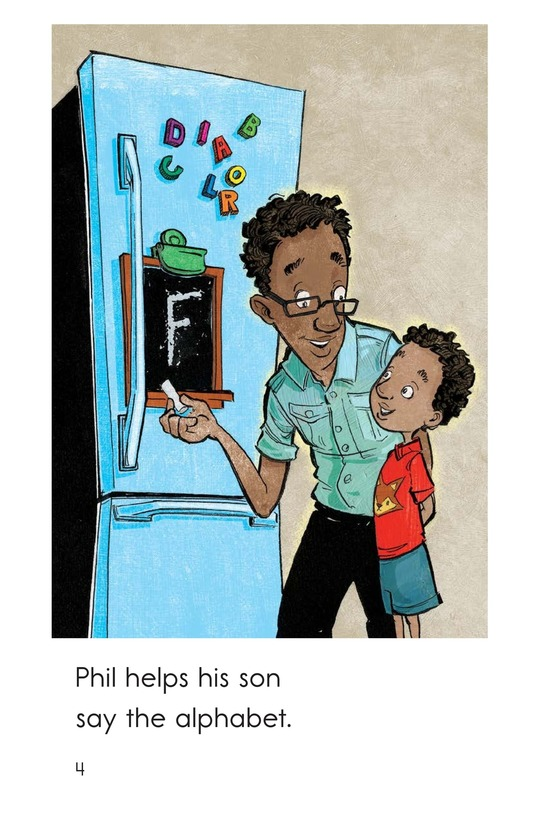 Book Preview For Fantastic Phil Page 4