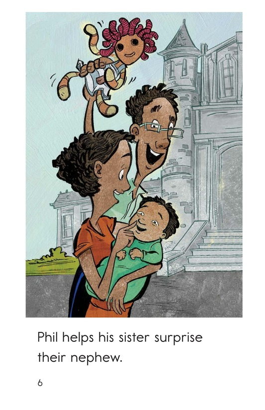 Book Preview For Fantastic Phil Page 6