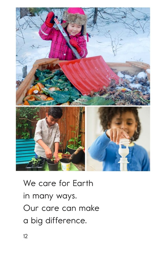 Book Preview For Caring For Earth Page 12