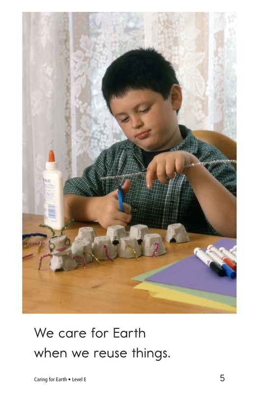 Book Preview For Caring For Earth Page 5