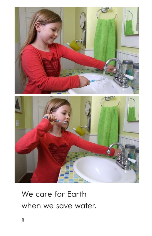 Book Preview For Caring For Earth Page 8
