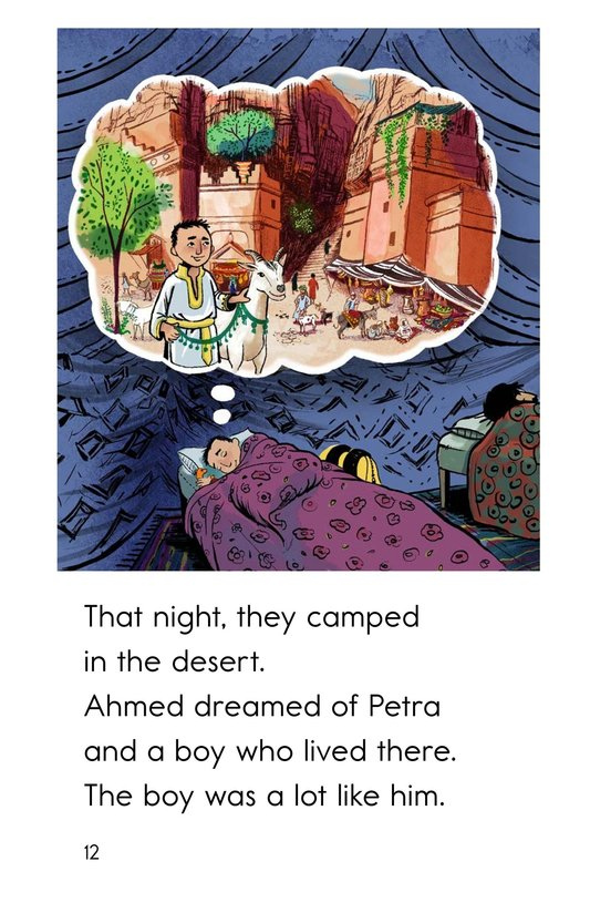 Book Preview For A Trip to Petra Page 12
