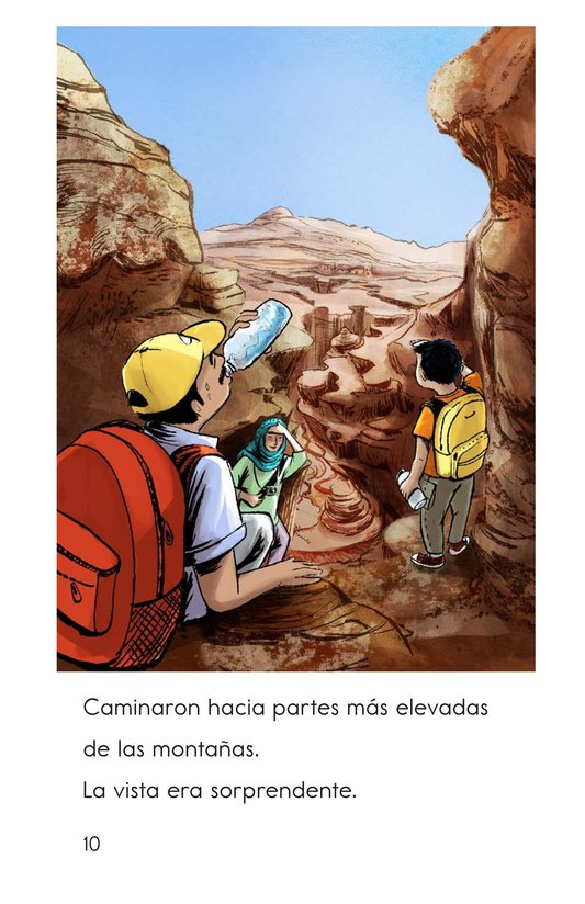 Book Preview For A Trip to Petra Page 10