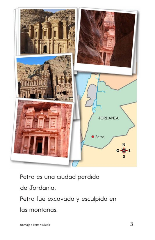 Book Preview For A Trip to Petra Page 3