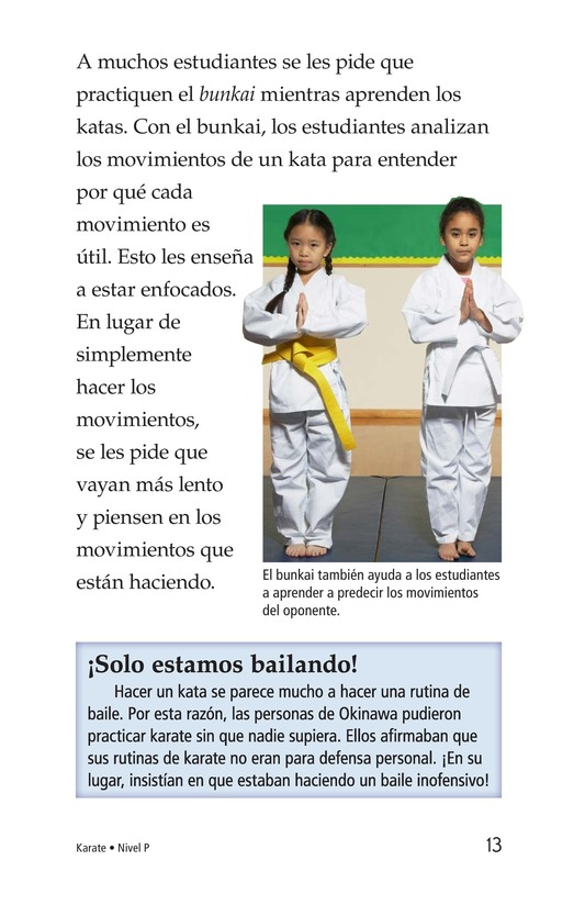 Book Preview For Karate Page 13