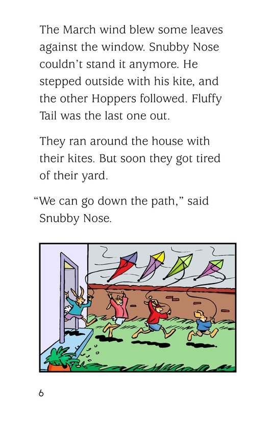 Book Preview For Flying Kites Page 6