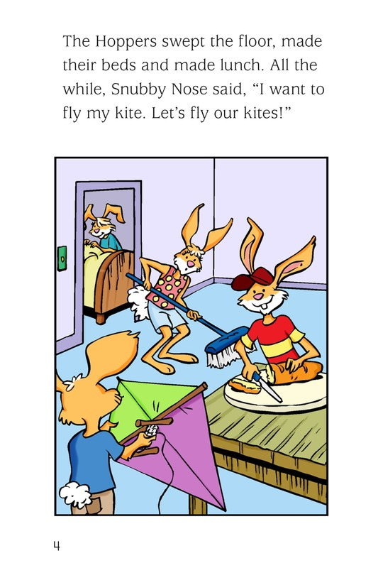 Book Preview For Flying Kites Page 4