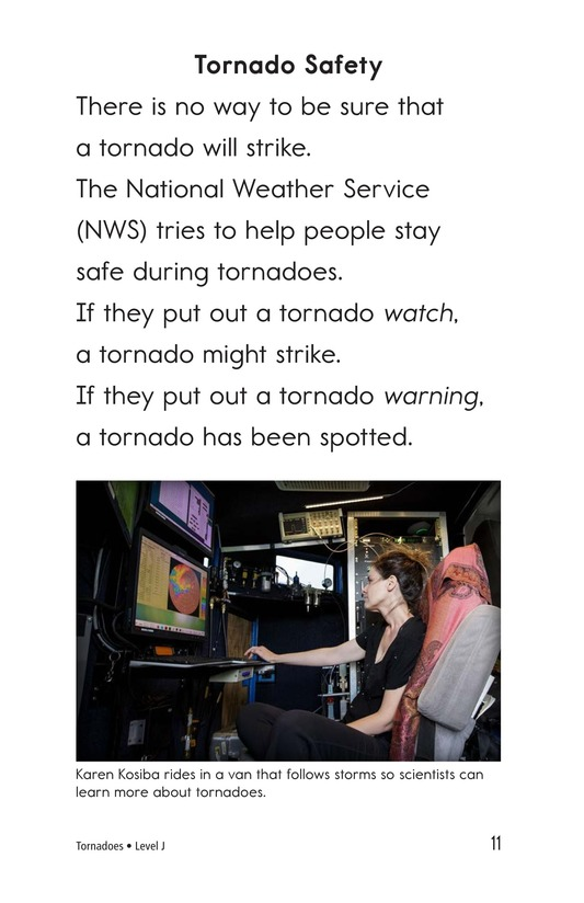 Book Preview For Tornadoes Page 11