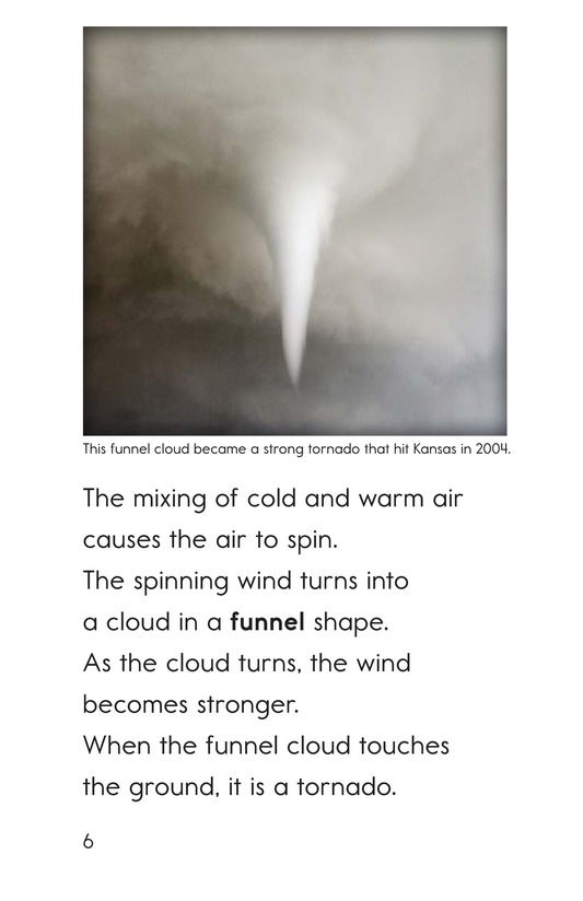 Book Preview For Tornadoes Page 6