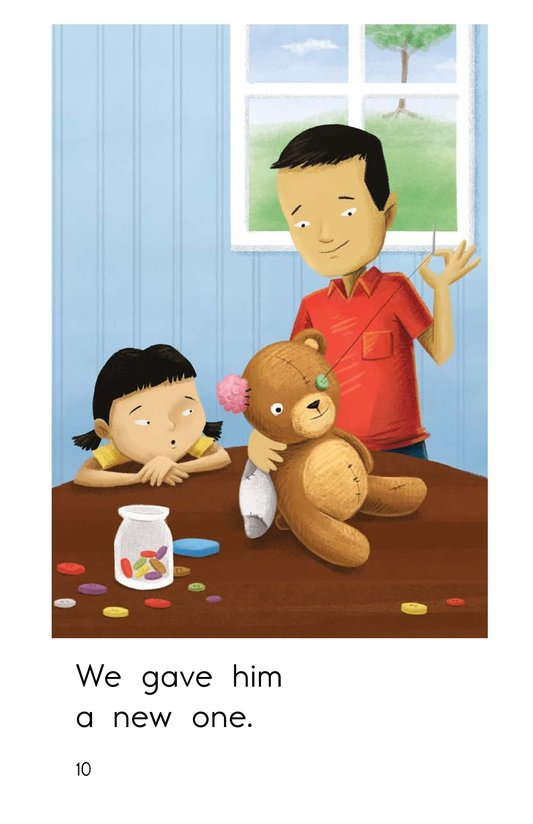 Book Preview For Buddy the Bear Page 10