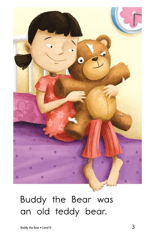 Book Preview For Buddy the Bear Page 3