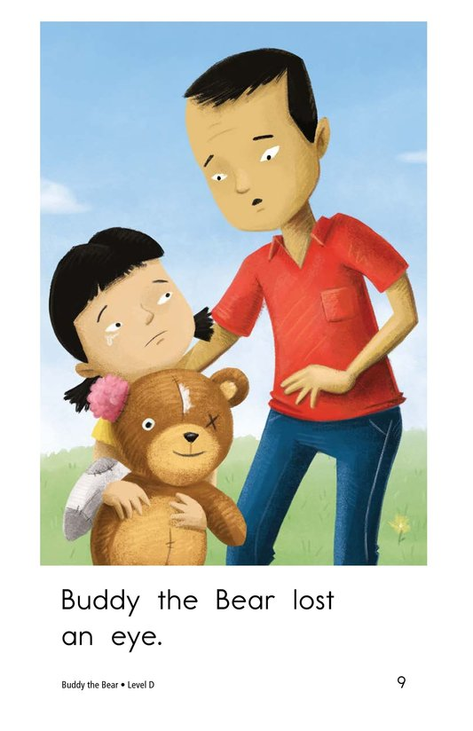 Book Preview For Buddy the Bear Page 9