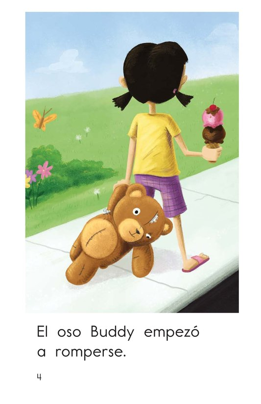Book Preview For Buddy the Bear Page 4