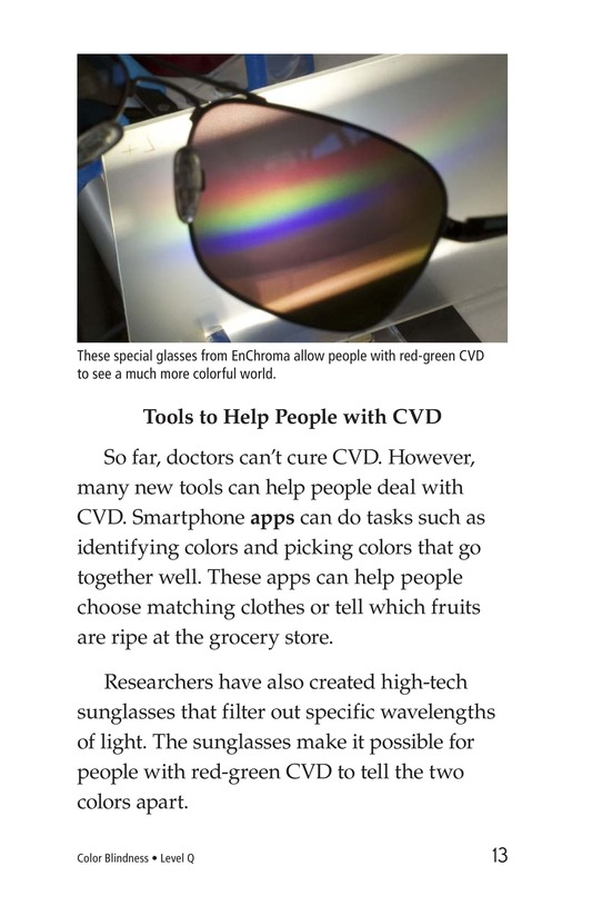 Book Preview For Color Blindness Page 13