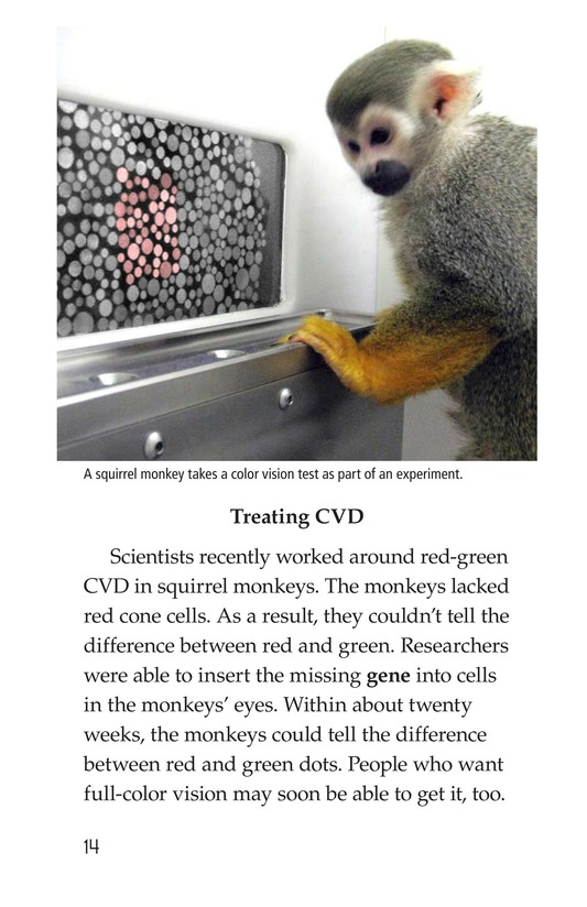 Book Preview For Color Blindness Page 14