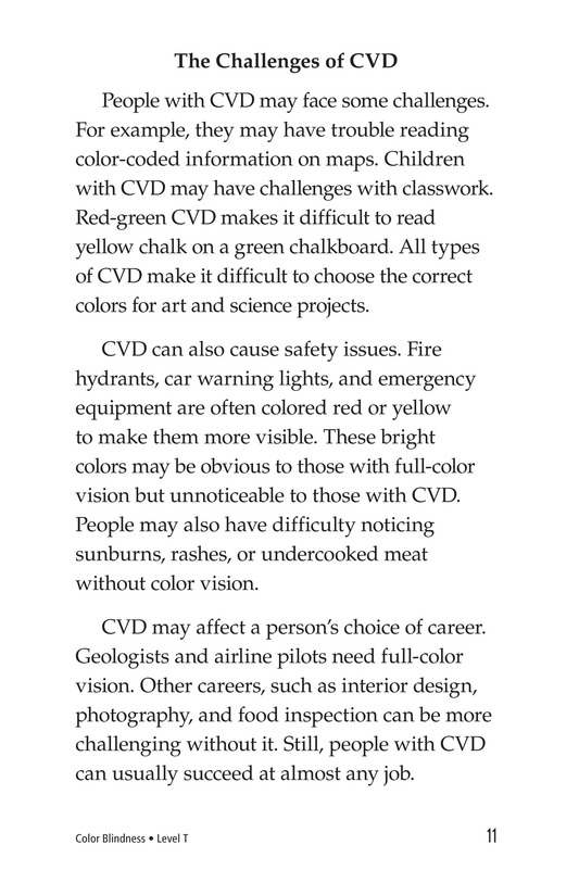 Book Preview For Color Blindness Page 11