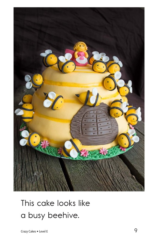 Book Preview For Crazy Cakes Page 9