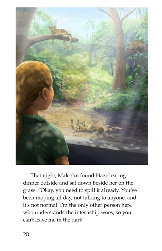 Book Preview For The Zoo of Extinct Animals Page 20