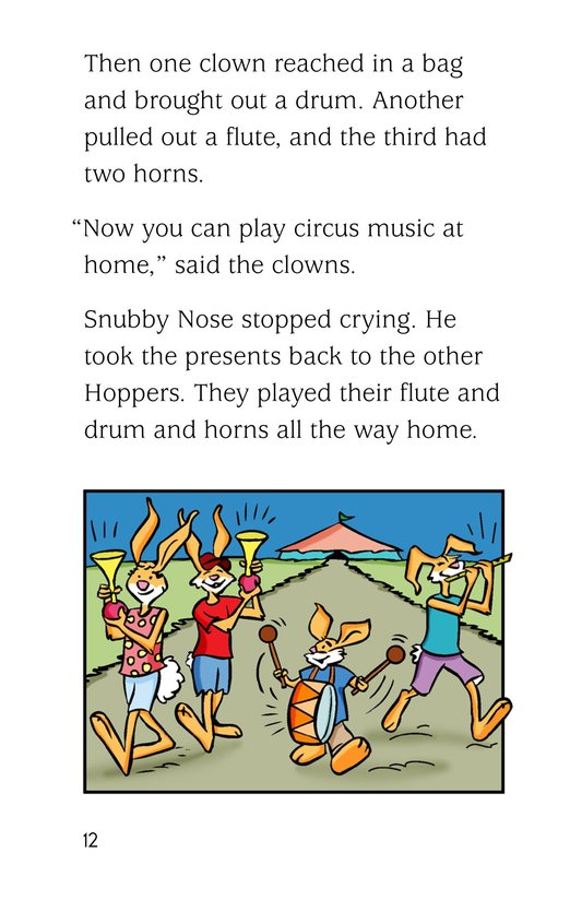 Book Preview For To the Circus Page 12