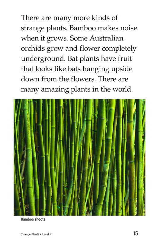 Book Preview For Strange Plants Page 15