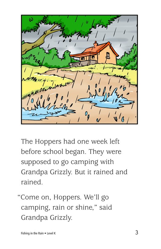 Book Preview For Fishing in the Rain Page 3