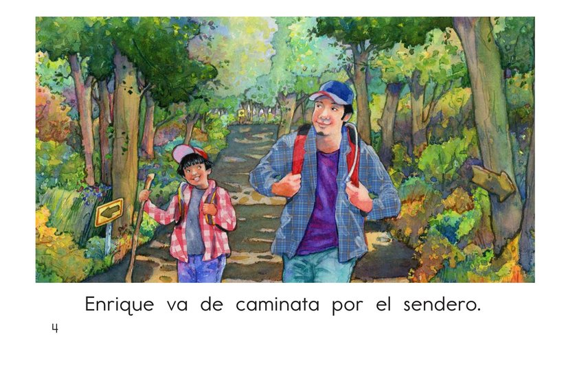 Book Preview For Henry's Hike Page 4