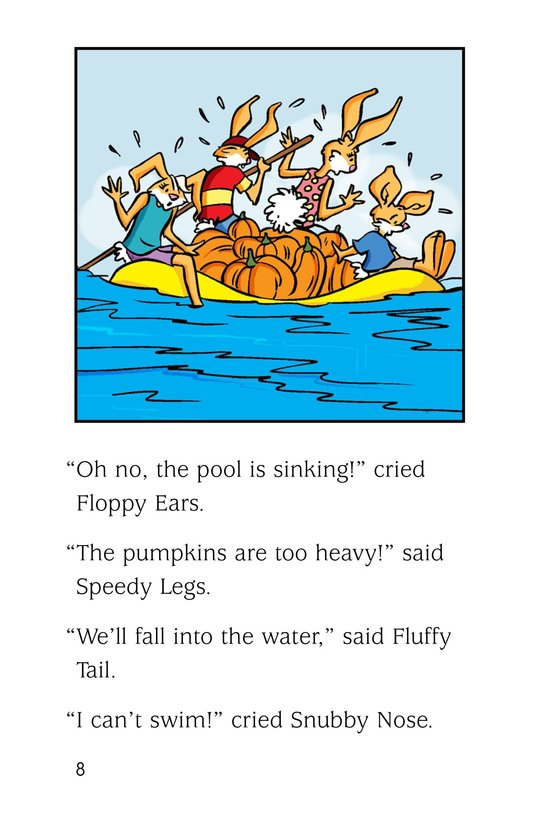 Book Preview For To the Pumpkin Patch Page 8