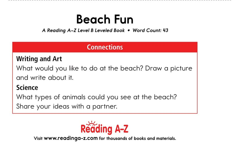 Book Preview For Beach Fun Page 11