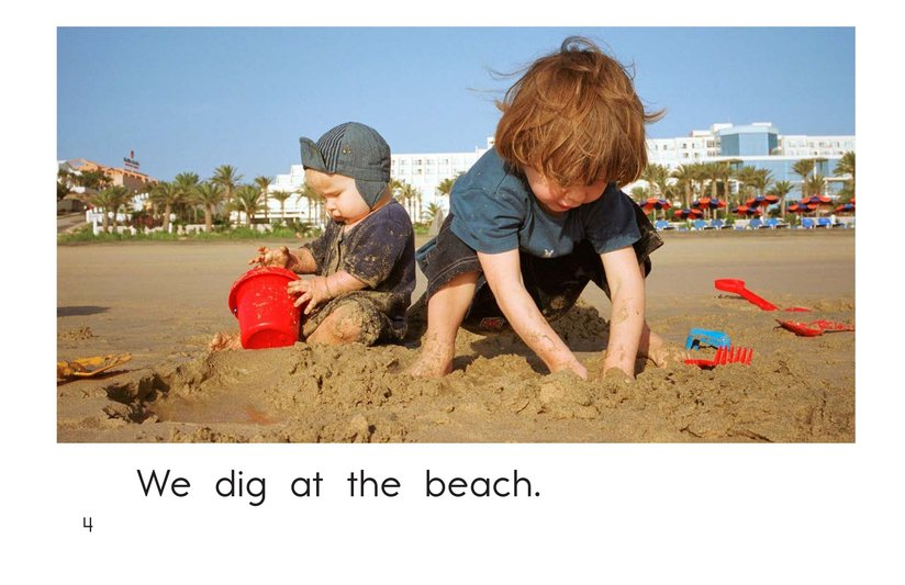Book Preview For Beach Fun Page 4