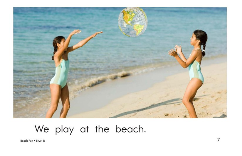 Book Preview For Beach Fun Page 7