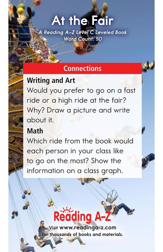 Book Preview For At the Fair Page 11