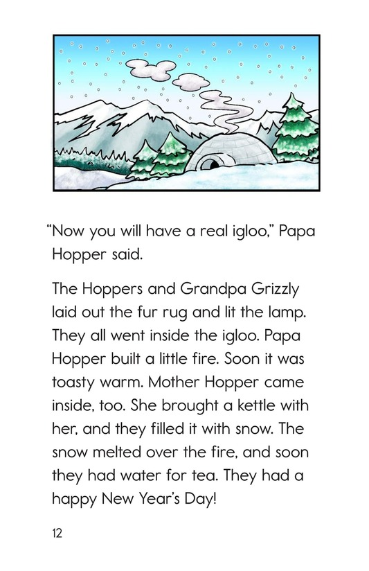 Book Preview For The Igloo Page 12