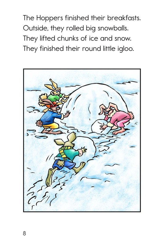 Book Preview For The Igloo Page 8