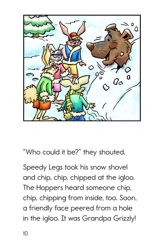 Book Preview For The Igloo Page 10