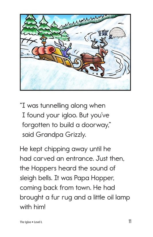 Book Preview For The Igloo Page 11