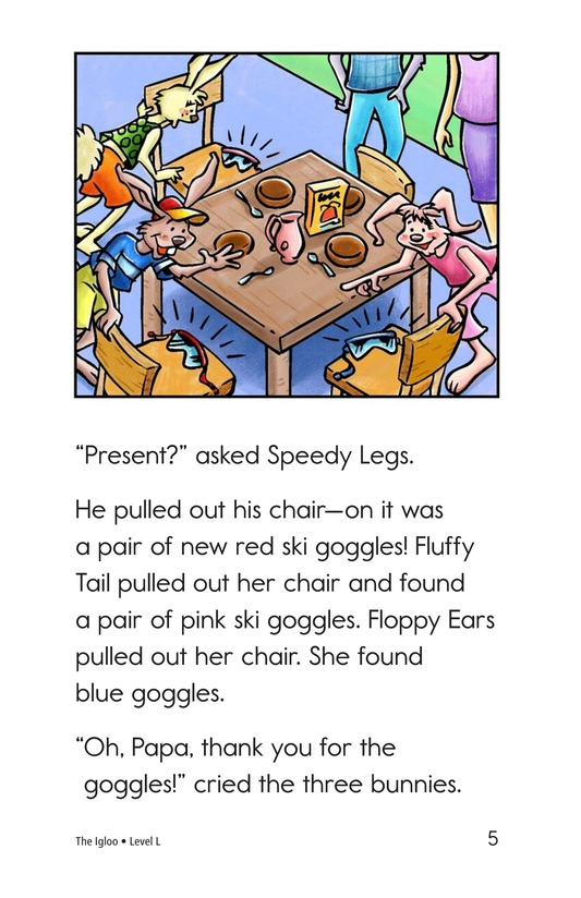 Book Preview For The Igloo Page 5