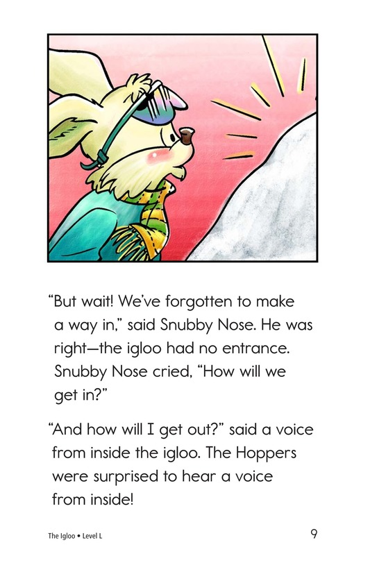 Book Preview For The Igloo Page 9