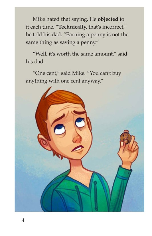 Book Preview For Book 1: The Kid Who Couldn't Save Page 4