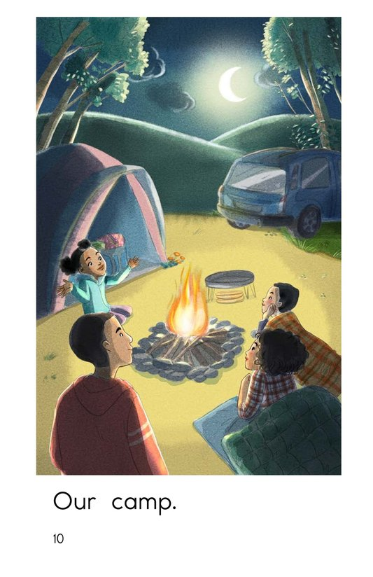 Book Preview For We Go Camping Page 10